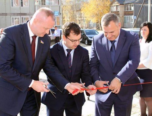 Новый Центр обслуживания клиентов АО «ТЭК» открылся в Пыть-Яхе